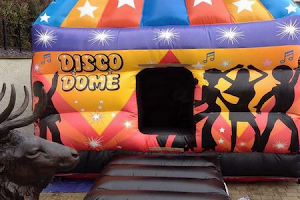 Disco Dome Blown Up