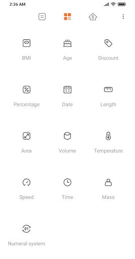 Mi Calculator  screenshots 2
