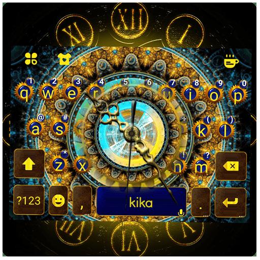 Miraculous Time Machine Keyboard Theme (app)