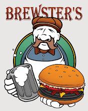 "Photo: ""Brewster's"" color logo (Triple-Patty)"