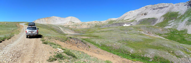 Mineral Basin panorama