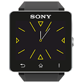 Future Watch face for SW2 Q8