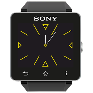 Future Watch face for SW2 Q8 download