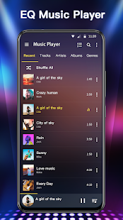 App Music Player & Audio Player - 10 Bands Equalizer APK for Windows Phone