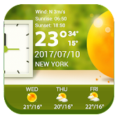Tải 7 Day Weather Forecasts APK