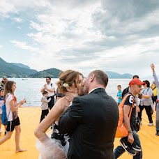 Wedding photographer Alberto Petrò (inlimboweddings). Photo of 05.07.2016