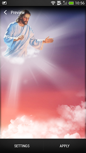 God Live Wallpaper screenshot 4
