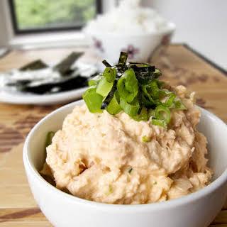Spicy Tuna Salad.