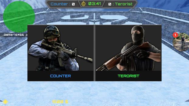 Hunter Strike Online CS