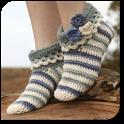 Crochet Slippers icon