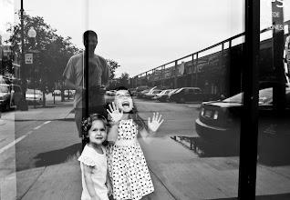 Photo: the kids inside