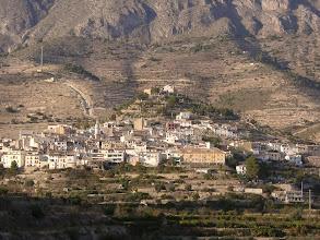 Photo: the village