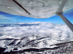 Photo: 12,500 feet. Is this awesome or what?