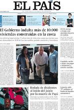 Photo: El Gobierno indulta más de 10.000 viviendas construidas en la costa, redada de disidentes al inicio del juicio por la muerte de Payá, en la edición nacional de EL PAÍS del sábado 6 de octubre de 2012 http://cort.as/2a6D