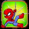 Spinne Junge