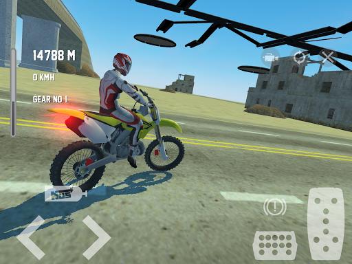 Motorbike Crush Simulator 3D  screenshots 14