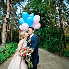 Wedding photographer Marina Kutukova (Marina2807). Photo of 31.05.2016