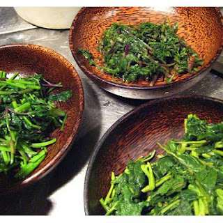 Korean Buddhist Temple Style Watercress