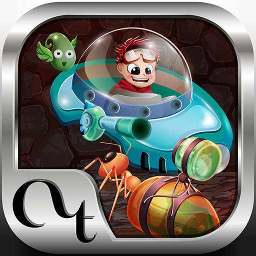 冒险のテッド遊戯(Ted Adventure) LOGO-記事Game