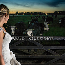 Huwelijksfotograaf Willem Luijkx (allicht). Foto van 02.10.2016