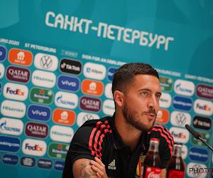 """Hazard heeft focus op één ding: EK-winst - """"Toptoernooi voor mij en halve finales eruit zou ontgoocheling zijn"""""""