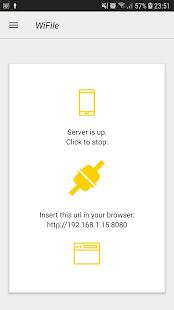 WiFile Explorer Mod