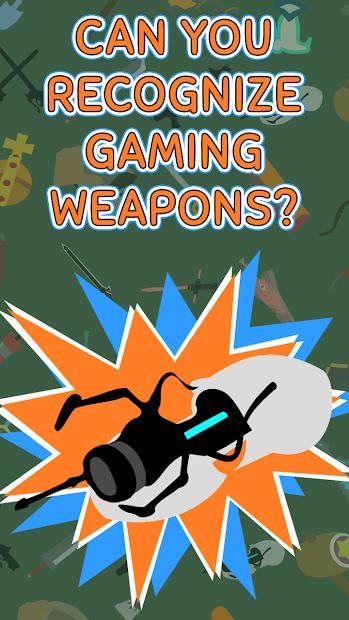 MEGA QUIZ GAMING 2020 - Guess the game Trivia Android App Screenshot