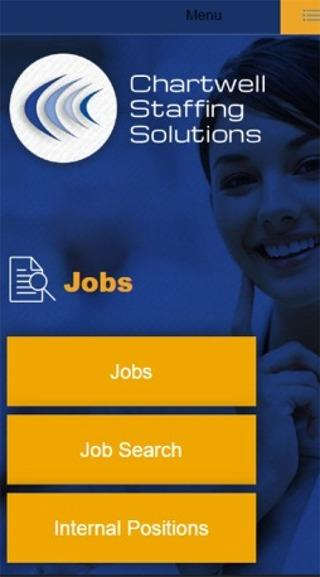 Chartwell Staffing Solutions- screenshot