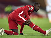 Liverpool a perdu Naby Keïta sur blessure