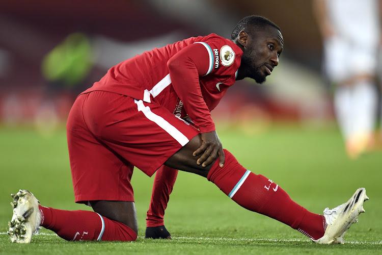 Liverpool a perdu un nouveau joueur sur blessure