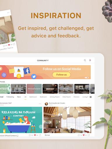Homestyler - Interior Design & Decorating Ideas 4.0.0 Screenshots 10