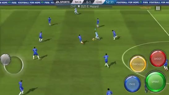 Hints FIFA 2018 - náhled