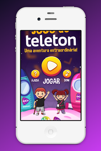 Jogo do Teleton Screenshot