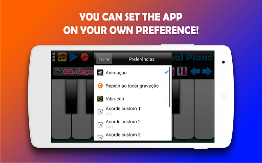 Real Piano - The Best Piano Simulator 3.22 screenshots 5