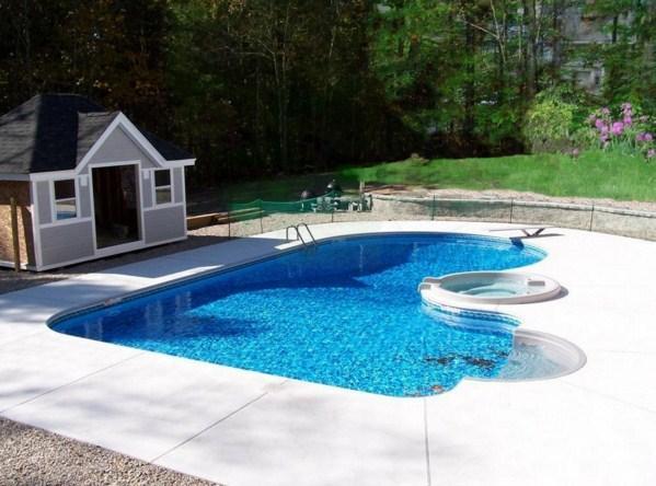 home swimming pool idea screenshot - Home Swimming Pool