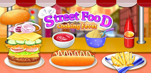 Street Food - Cooking Game for PC