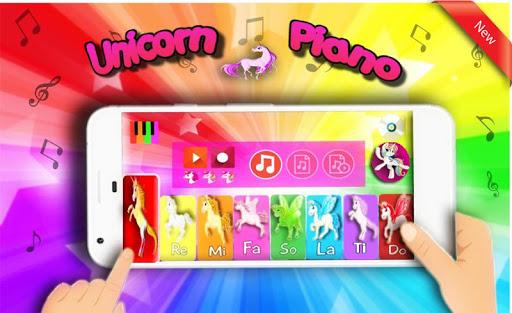Unicorn Piano Music for PC