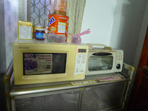 Photo: 烤箱、微波爐
