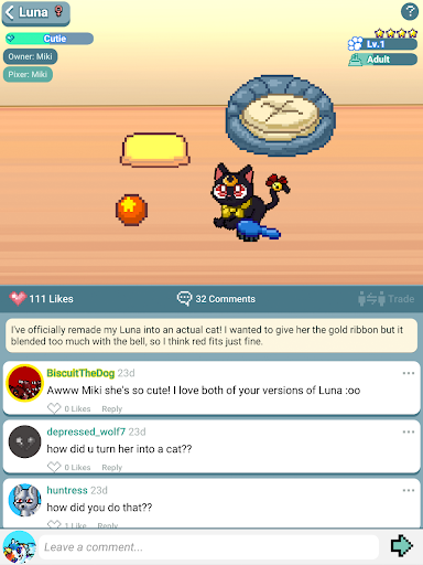 Pixel Petz 0.2.69 screenshots 13