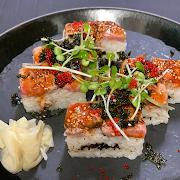Wagyu Aburi Pressed Sushi