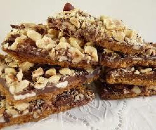 Toffee Bars Recipe