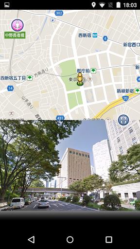 ストリートビューア・シンプル - Street Viewer