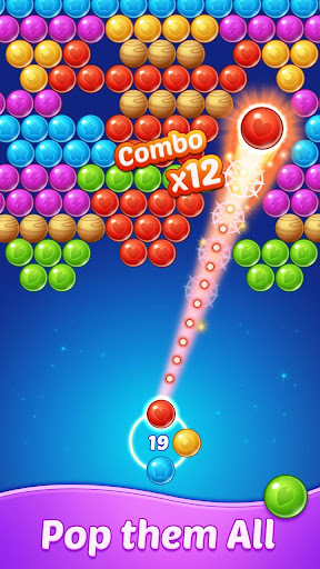 Bubble Shooter Pop-Blast Bubble Star 2.20.5027 screenshots 3