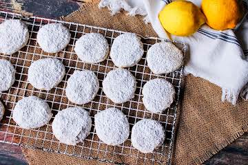 Lemon Cream Cheese Delights