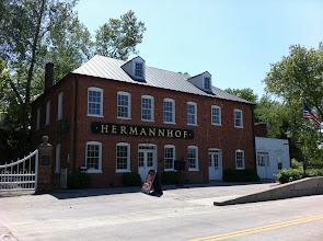 Photo: Hermanoff Winery, Hermann, MO