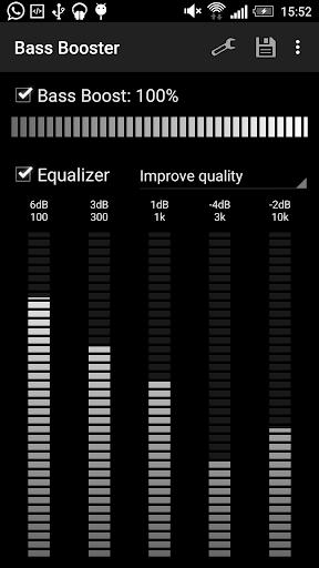 Bass Booster 3.1.3 screenshots 1