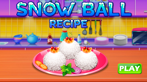 Snow Ball Recipe  screenshots 1