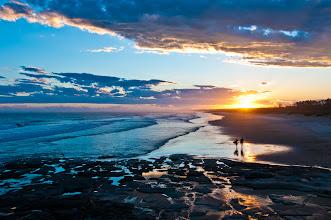 Photo: 'Sunset Surfers' - Australia 2011