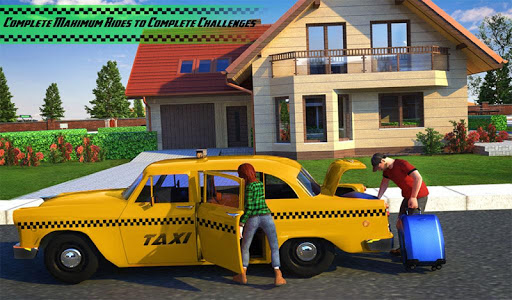 Yellow Cab American Taxi Driver 3D: New Taxi Games  screenshots 23