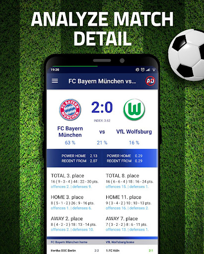 Football Predictions : Free Betting Tips All Today Apk 2